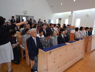 関東教区秋期聖会 羽鳥教会