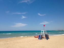 I dintorni: la spiaggia di Carratois