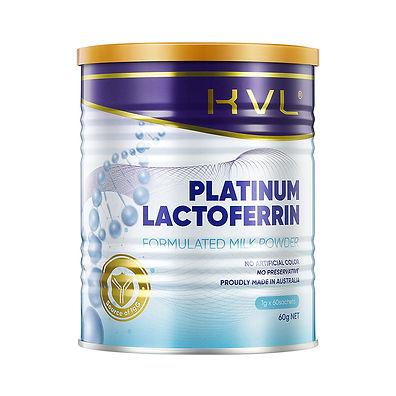 KVL Platinum Lactoferrin