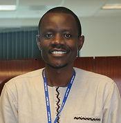 George Khisa, YALI Regional Cordinator,
