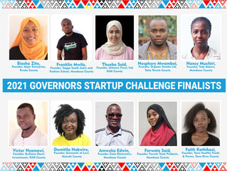 Meet the 2021 Class of the Governors Startup Challenge!