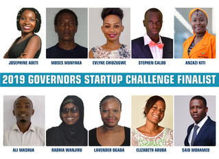 Meet the 2019 Class of the Governors Startup Challenge!