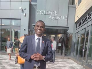 YEPI Founder and Executive Director secured 2017 Mandela Washington Fellowship