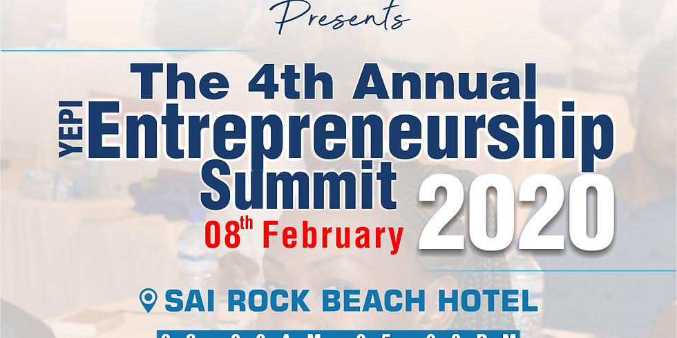 The 4th Annual YEPI Entrepreneurship Summit - #YESMombasa2020!
