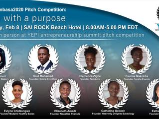Announcing YEPI Entrepreneurship Summit 2020 Pitch Contestants.