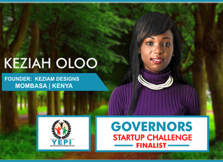How Keziah Olooh, GSC2018 Finalist is solving garbage problem in Mombasa through recycling.