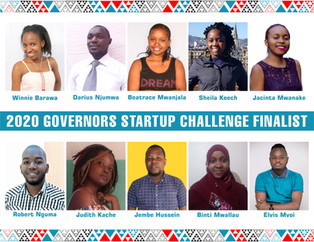 Meet the 2020 Class of the Governors Startup Challenge!