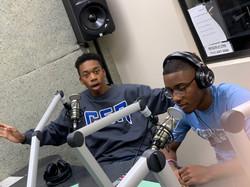 Teen Talkers Aaron an Ahmiere