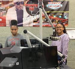 Teen Talkers Mickel and Sophia