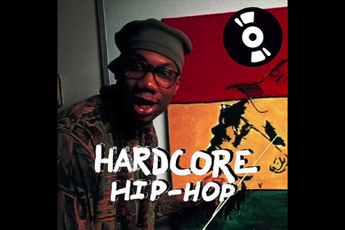 Hardcore Hip Hop (Prod. Counterphit)