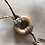 Thumbnail: Charm necklace with Cornish Quartz and Labradorite