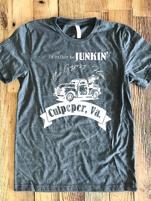 I'd Rather Be Junkin' At The Gypsy Flea Tee