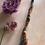 Thumbnail: Recycled Sari and Fairtrade Yarn Wrap 🤎