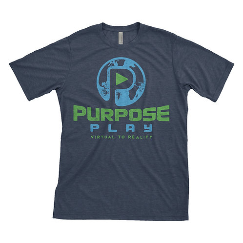 Purpose Play Logo Tee