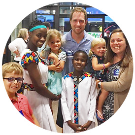 Nick Meacham and Family