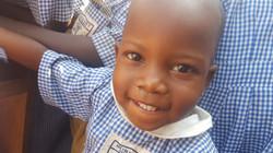 Uganda boy