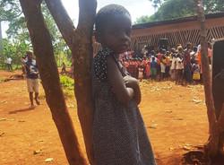 Uganda girl