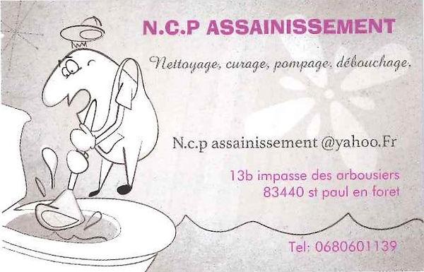 N.C.P Assainissement