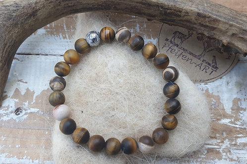 Jaspis Armband