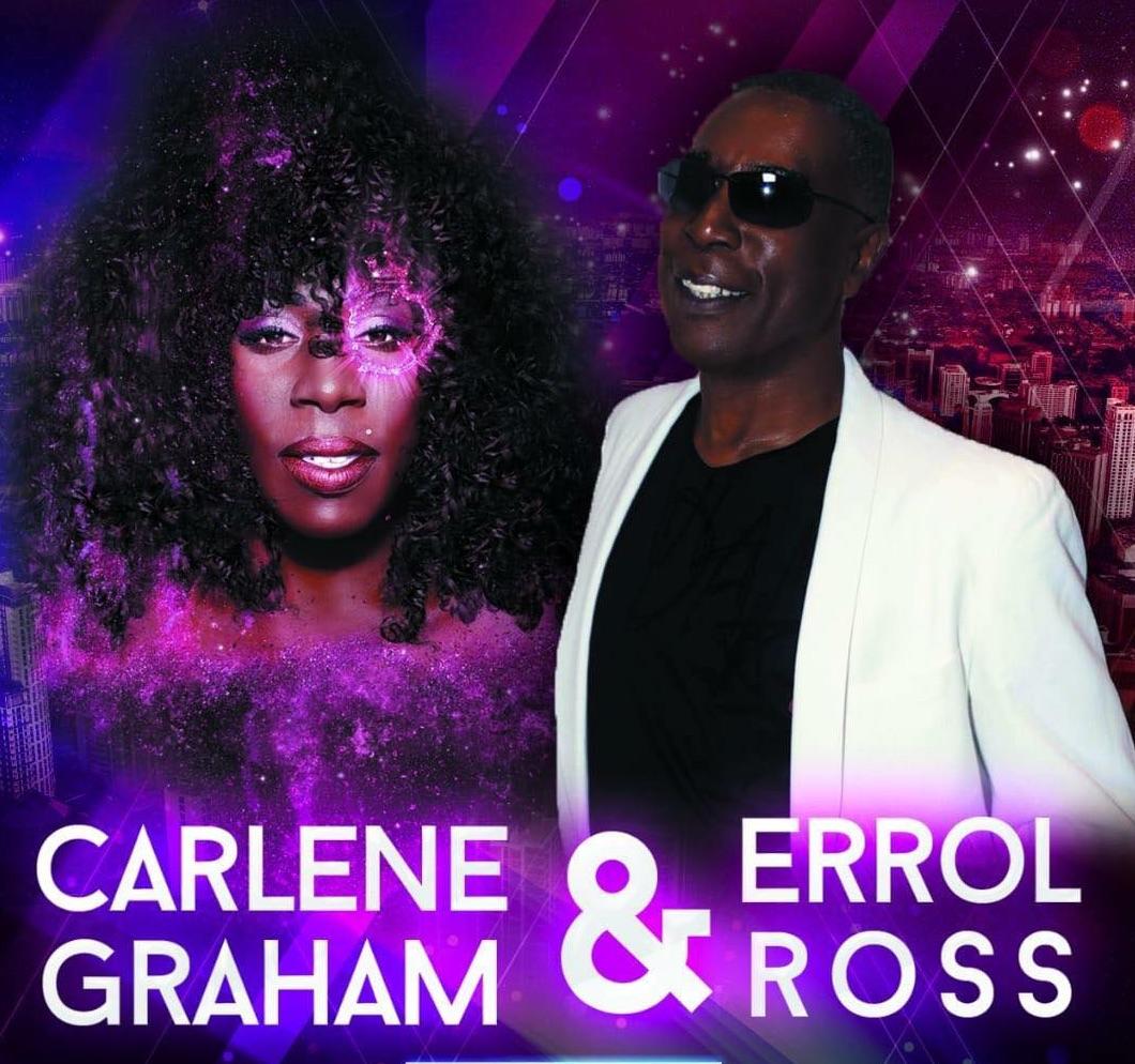 Carlene Graham and Errol Ross