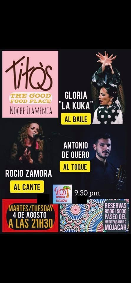 Noche De Flamenca