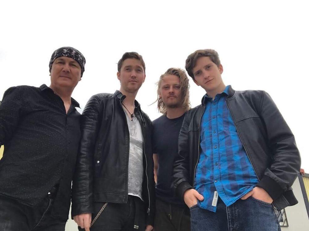 New Rock Band Mojacar