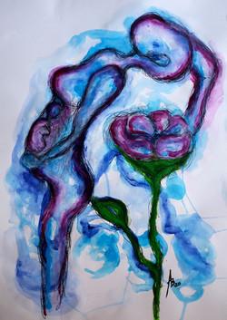 Blüte des Lebens