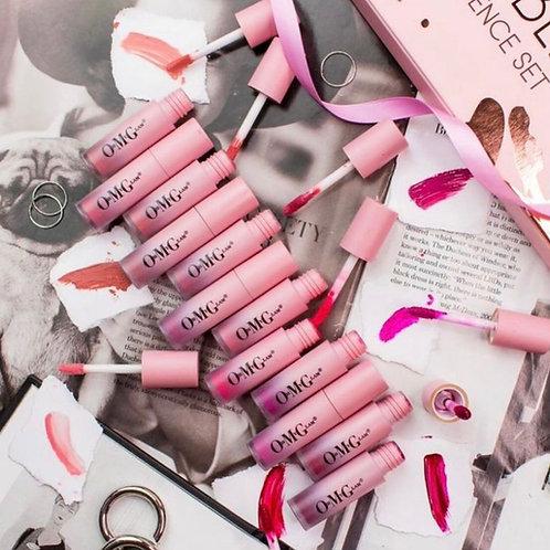 Oh My Glam Kissable Lip Indulgence Set