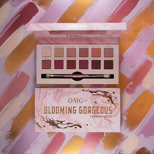 Oh My Glam Blooming Gorgeous Palette