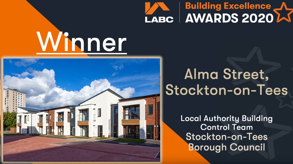Double Win for BSBA Architects at this year's LABC Building Excellence Awards.