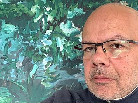 Intervenant CY école de design : André Houllier, Couleur & Peinture