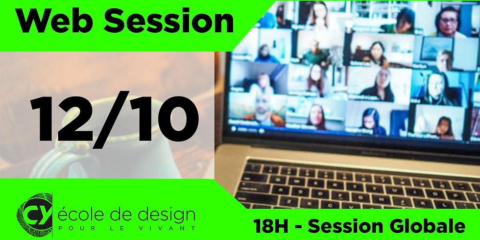 Web Session - présentation Design Global