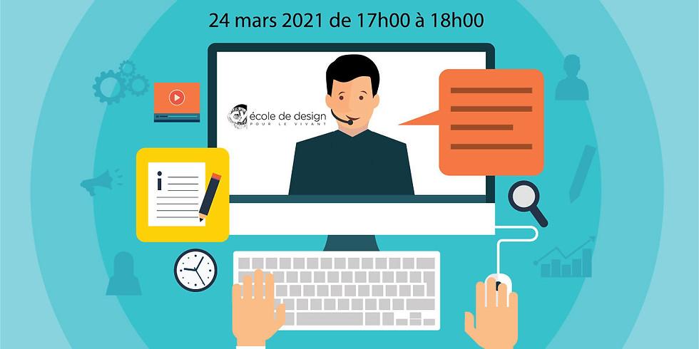 Web Session - présentation Design Global 4e année