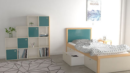 ecole design logement