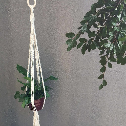 Triple Plant Hanger