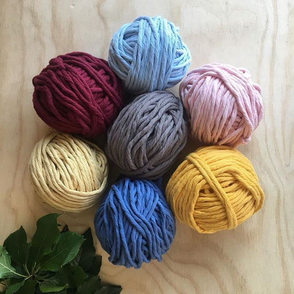 rainbow cotton string set