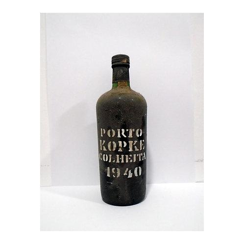 Vinho Porto Kopke Colheita 1940