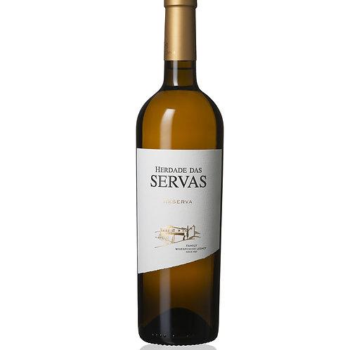 Vinho Branco Herdade das Servas Reserva