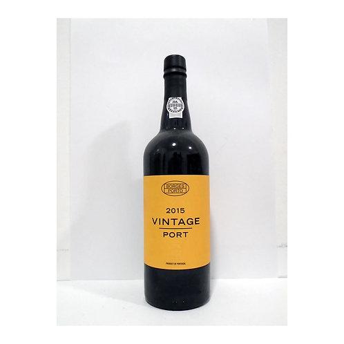 Vinho Porto Borges Vintage 2015