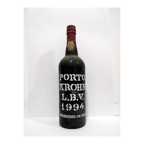 Vinho Porto Krohn L.B.V. 1994