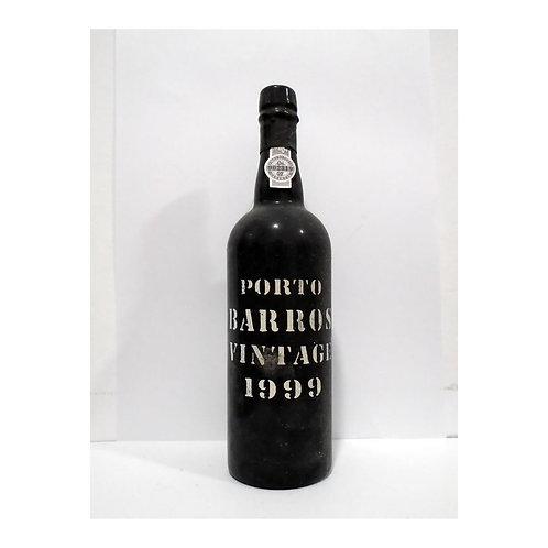 Vinho Porto Barros Vintage 1999