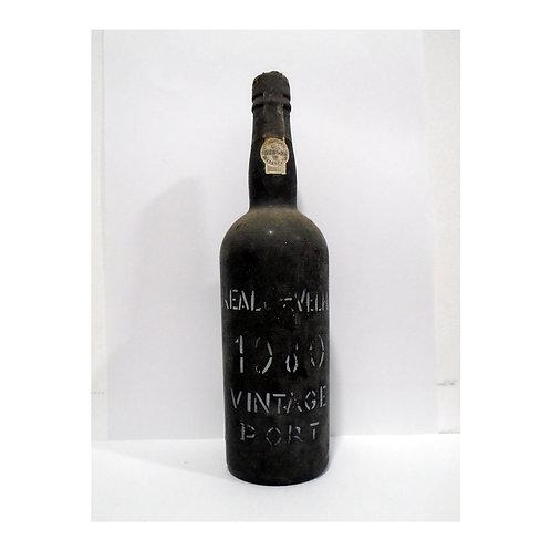 Vinho Porto Real Companhia Velha Vintage 1980