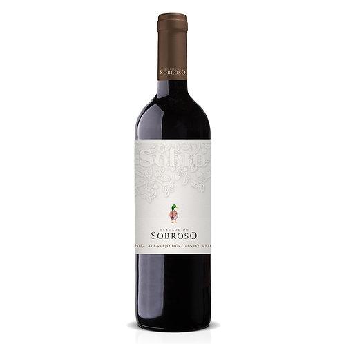 Vinho Tinto Sobro