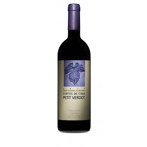 Vinho Tinto Cortes de Cima Petit Verdot