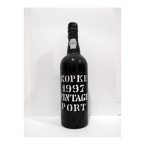 Vinho Porto Kopke Vintage 1997