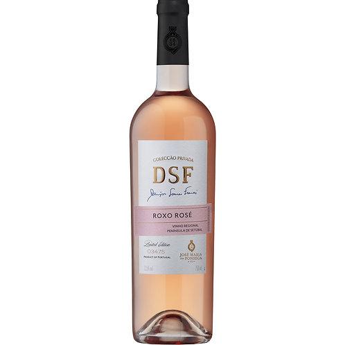 Vinho Rosé D.S.F. Moscatel Roxo Rosé
