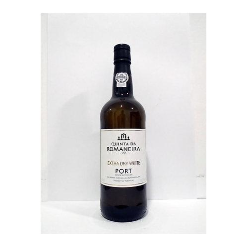 Vinho Porto Quinta da Romaneira Extra Dry Branco