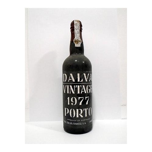 Vinho Porto Dalva Vintage 1977