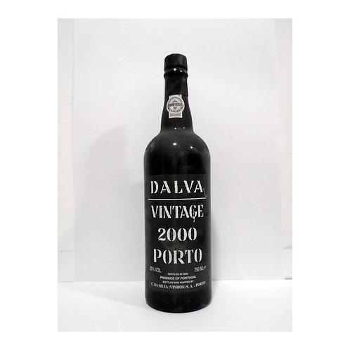 Vinho Porto Dalva Vintage 2000