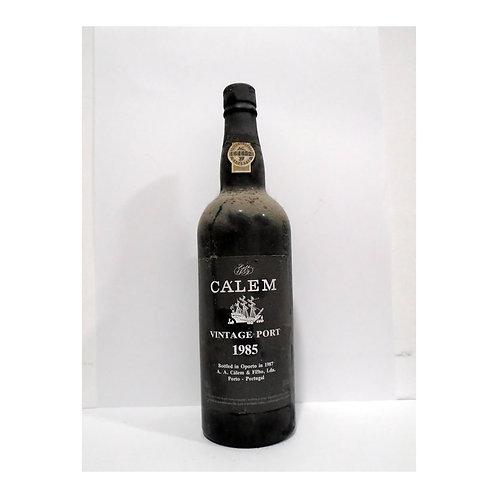 Vinho Porto Calém Vintage 1985